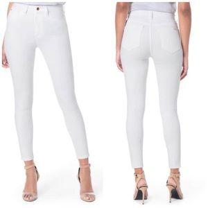 Joe's Jeans Skinny Ankle white size W28